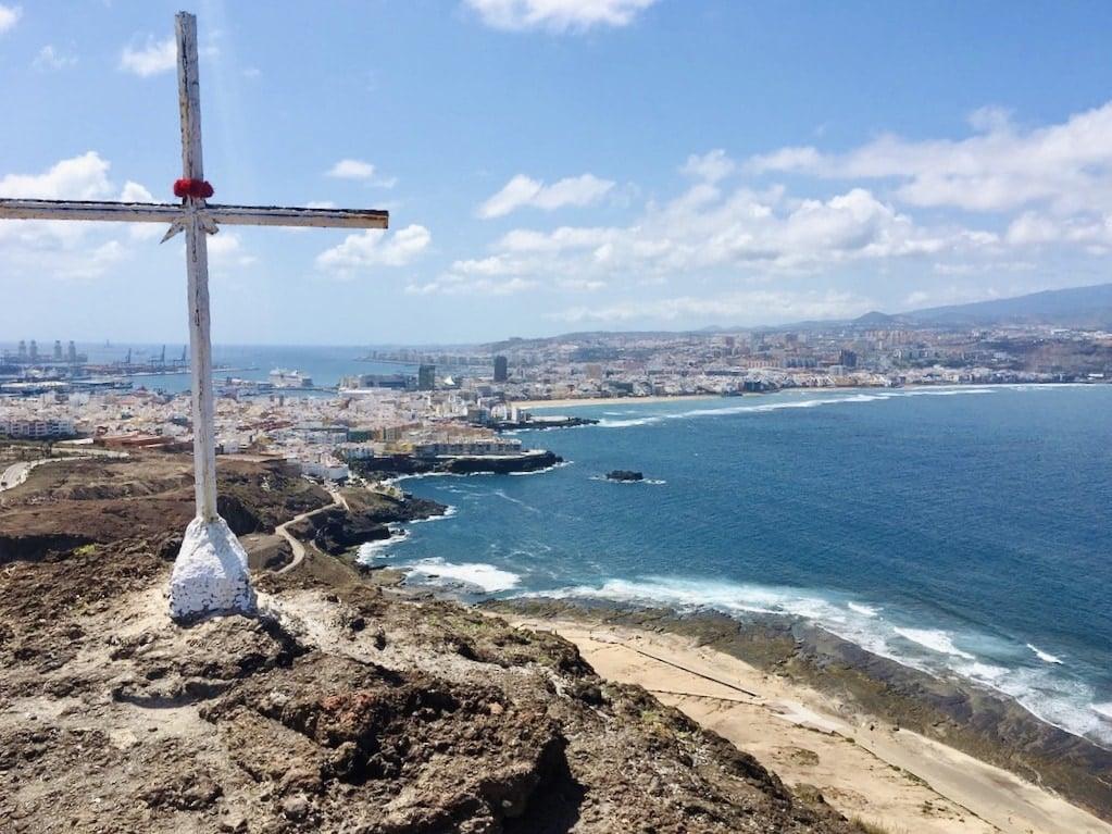 Las Palmas de Gran Canaria digitale Nomaden Stadt Kanaren