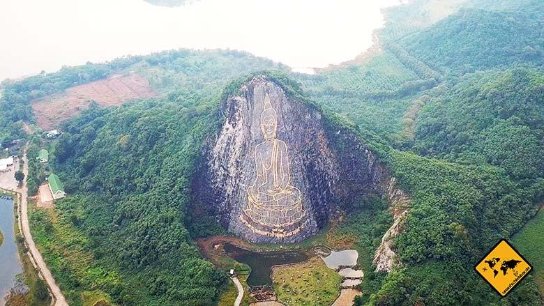 Laser Buddha Natur