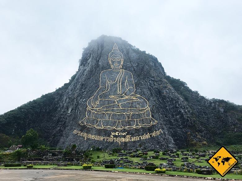 Laser Buddha Pattaya