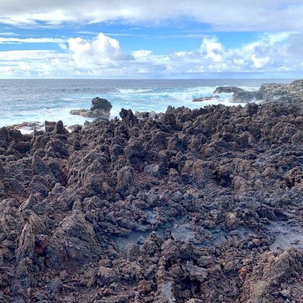 Lava Meer El Golfo Lanzarote