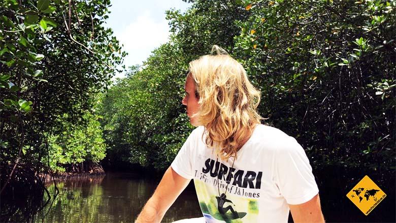 Lembongan Island Mangroven Safari