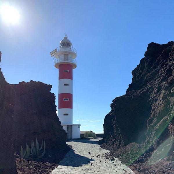 Leuchtturm Punta de Teno Teneriffa Sehenswürdigkeiten