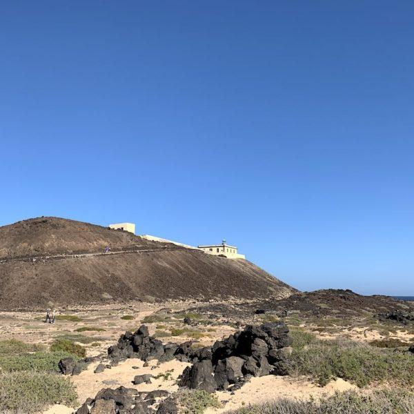 Leuchtturm Umgebung Isla de Lobos