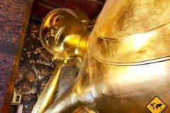 Wat Pho liegender Buddha Bangkok – 5 Tipps für deinen Besuch