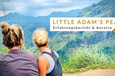 Little Adam's Peak in Ella (Sri Lanka): Erfahrungsbericht & Anreise-Infos