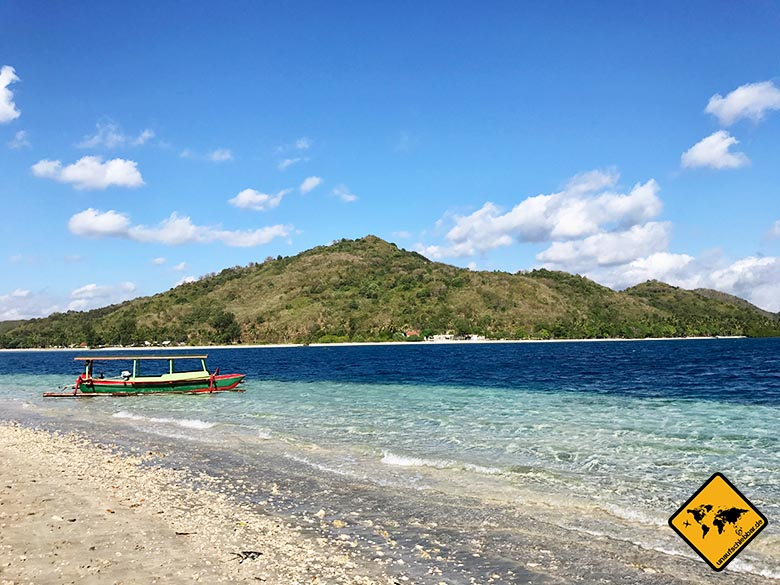Lombok Beach Gili Sudak