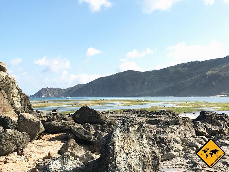 Lombok Beach Pantai Kuta