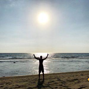 Lombok Klima Sonnenanbeter