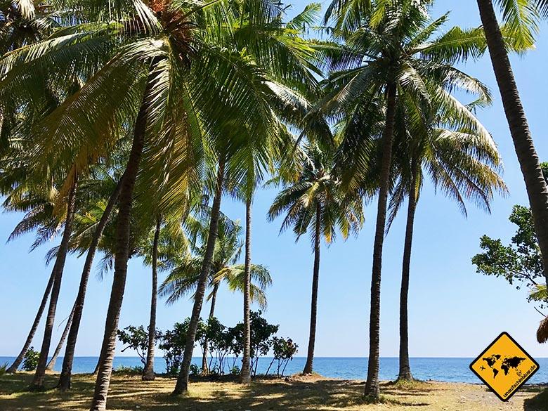 Lombok Reisezeit