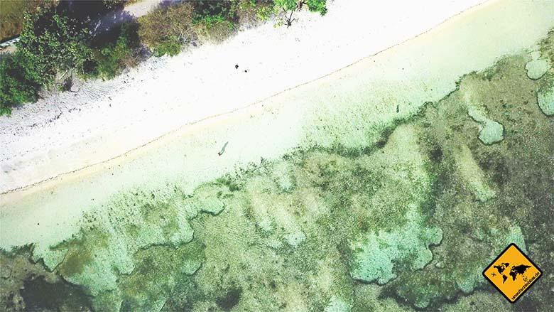 Lombok Strände Gili Air