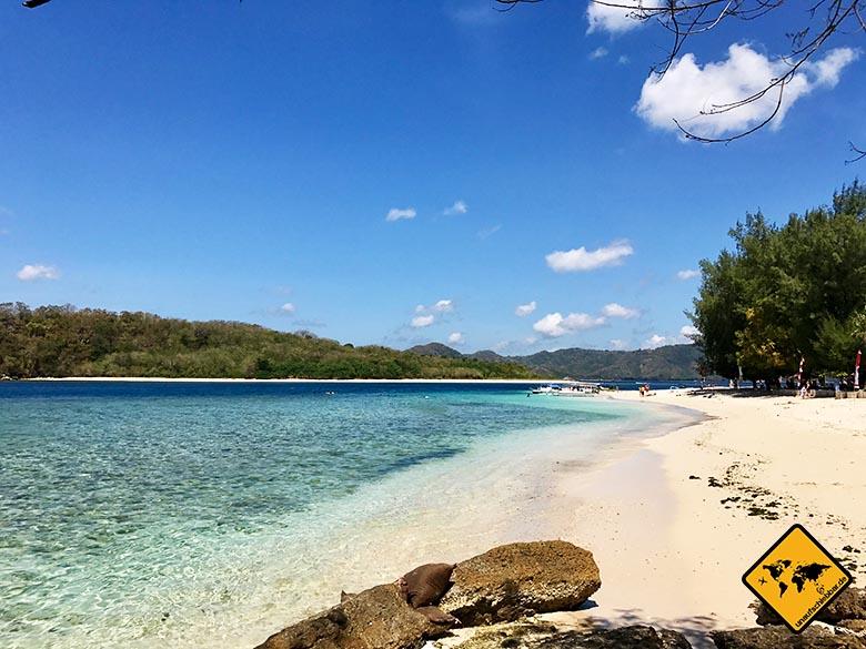 Lombok Strand Gili Nanggu