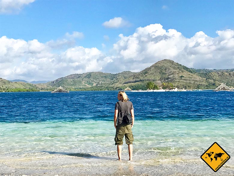 Lombok Urlaub Erfahrungen Gili Sudak