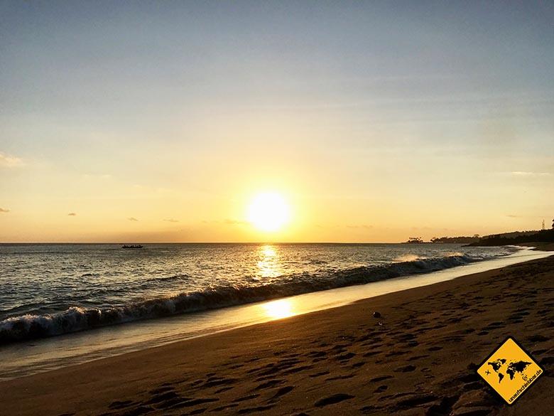 Lombok Urlaub Reisezeit
