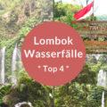 Lombok Wasserfälle