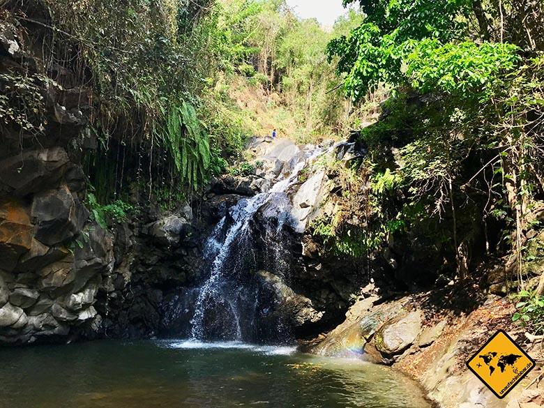 Lombok Wasserfall Tiu Pituq