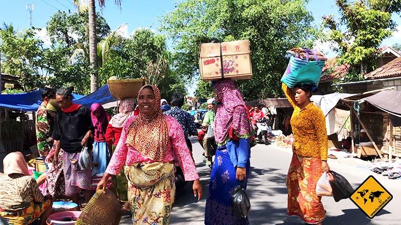 Lombok oder Bali Islam