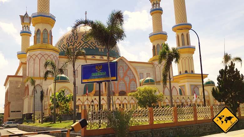 Lombok oder Bali Moschee