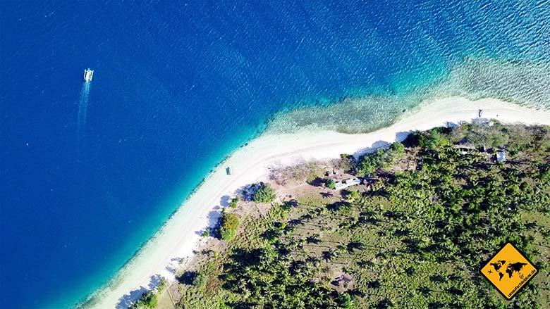 Lombok und Bali Gili Sudak