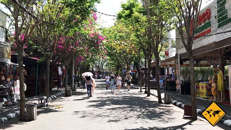 Lombok und Bali Shopping
