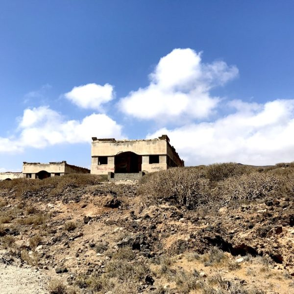 Lost Places Teneriffa Geisterstadt Abades