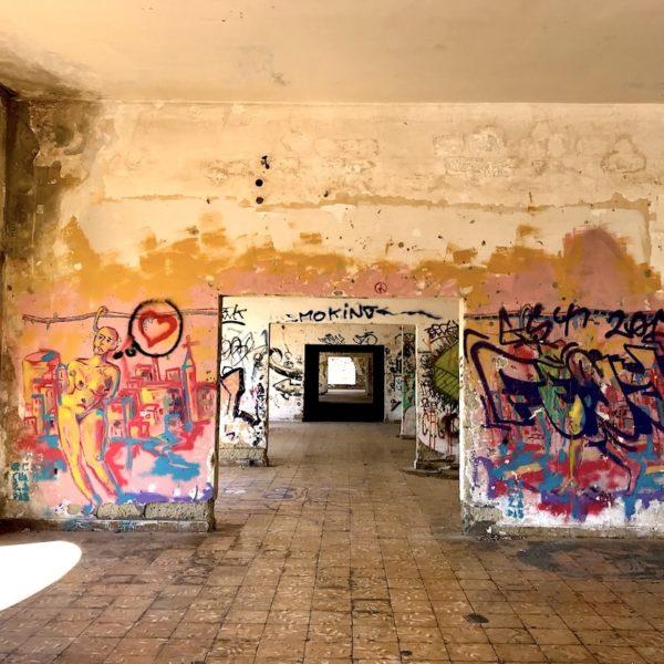 Lost Places Teneriffa Ruinen Abades