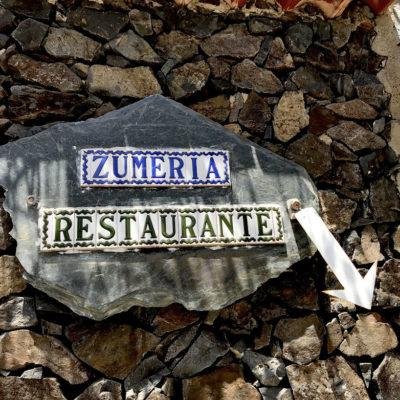 Wenn du in der Masca Schlucht Teneriffa angekommen bist, steht dir eine Vielzahl an Restaurants zur Auswahl