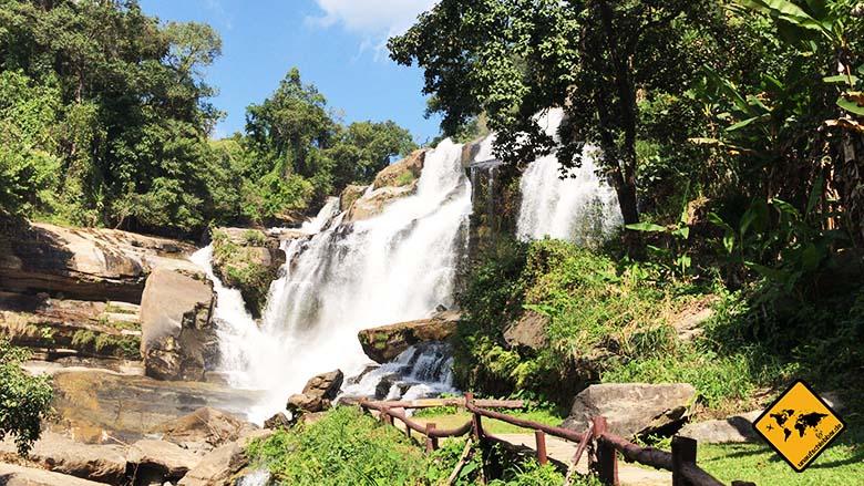 Mae Klang Waterfall Chiang Mai