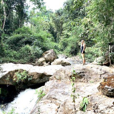 Mae Sa Waterfalls Chiang Mai