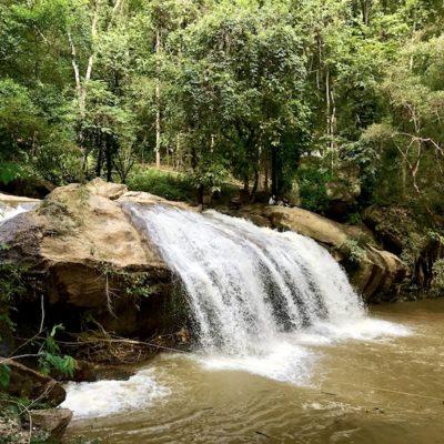 Mae Sa Waterfalls Eindrücke