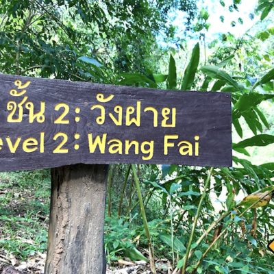 Mae Sa Waterfalls Level 2