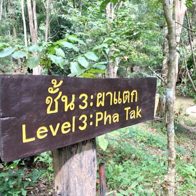Mae Sa Waterfalls Level 3