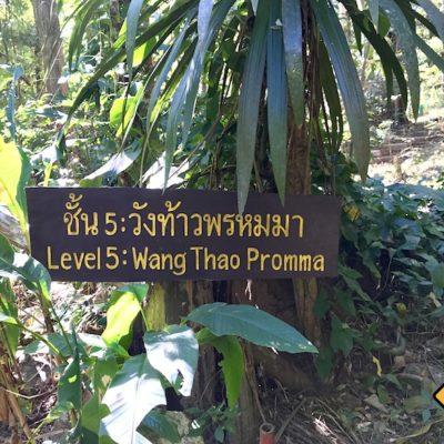 Mae Sa Waterfalls Level 5