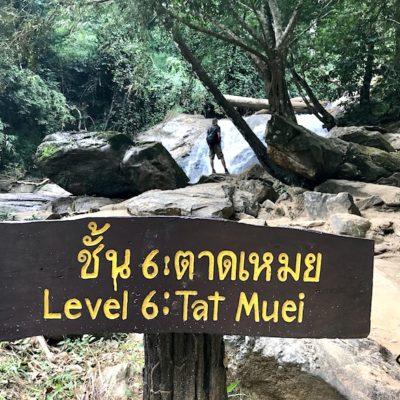 Mae Sa Waterfalls Level 6