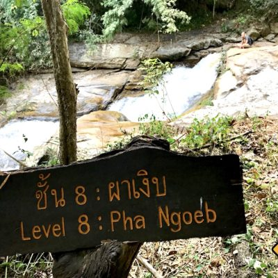 Mae Sa Waterfalls Level 8