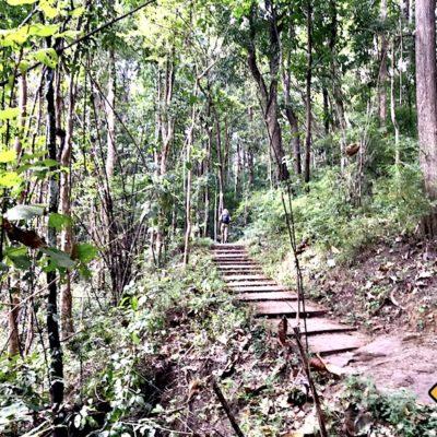 Mae Sa Waterfalls Weg