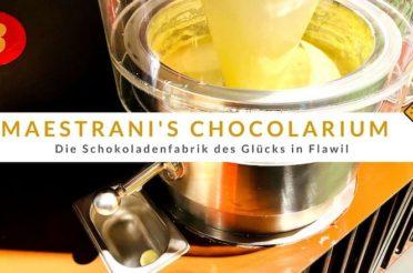 Maestrani's Chocolarium – die Schokoladenfabrik des Glücks in Flawil