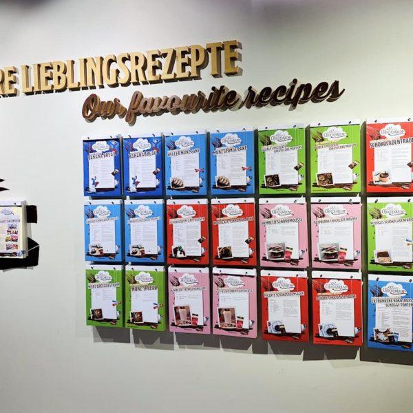 Maestrani's Chocolarium Rezepte zum Mitnehmen