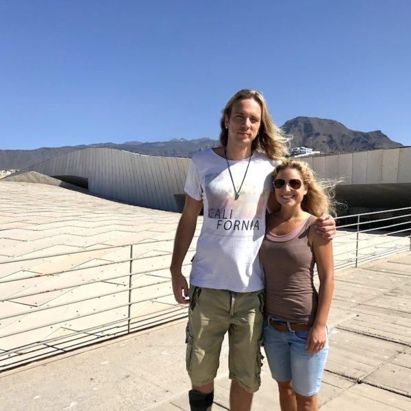 Magma Tour Teneriffa Dach