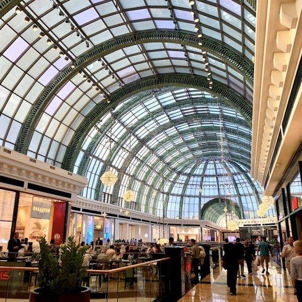 Mall of the Emirates dritte Etage