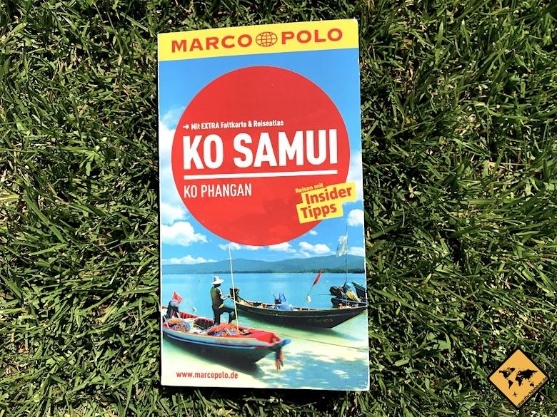 Marco Polo Reiseführer Koh Samui Cover