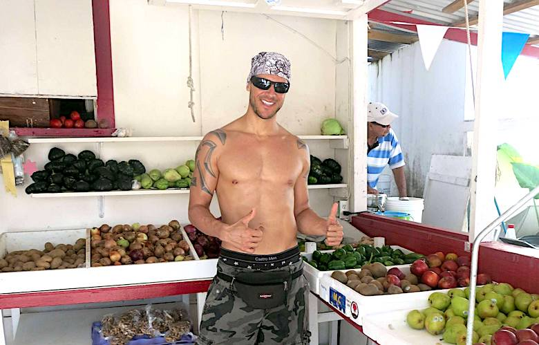 Marcus Meurer vegane Ernährung