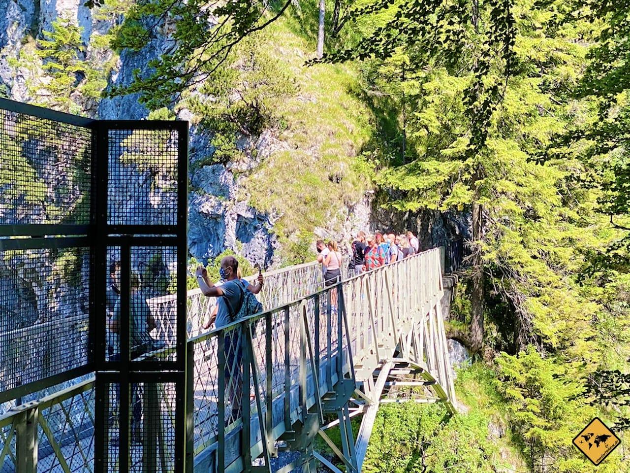 Marienbrücke seitlich