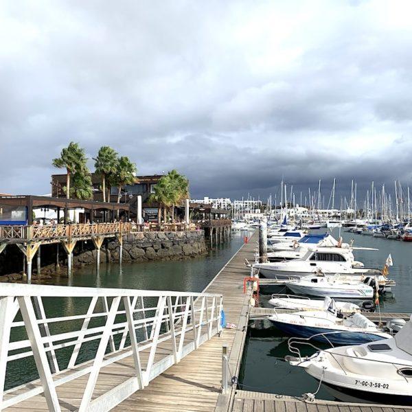 Marina Rubicón Playa Blanca Lanzarote Hafen