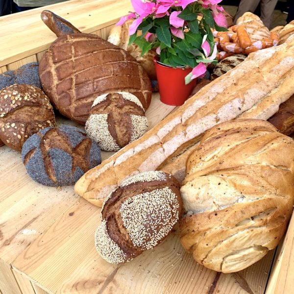 Markt Teguise Brot