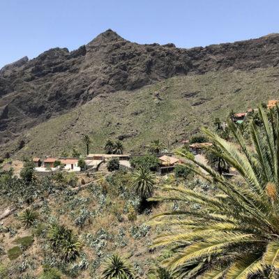Im Dorf Masca sind insgesamt ca. 80 Häuser beheimatet