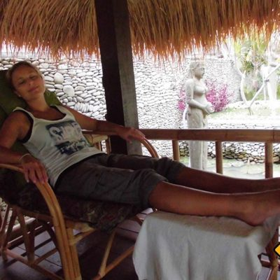 Massage im Karsa Ubud Spa