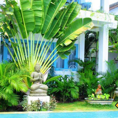 Meditation und Besinnung begegnen dir auf deiner Bali Rundreise mit Sicherheit