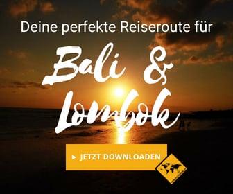 Medium Rectangle - Deine perfekte Rundreiseroute für Bali und Lombok