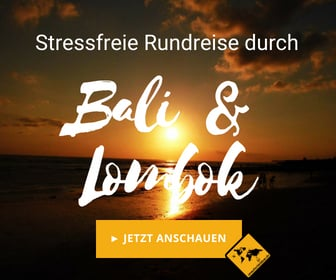 Medium Rectangle - Stressfreie Rundreise durch Bali und Lombok