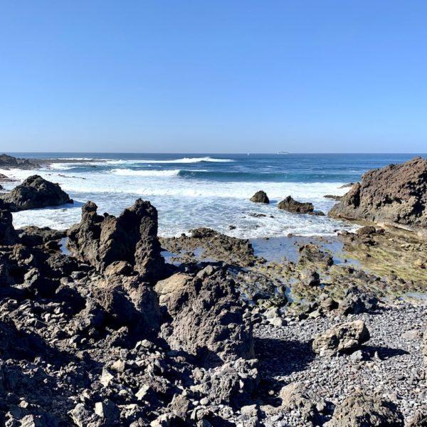 Meer Küste Isla de Lobos